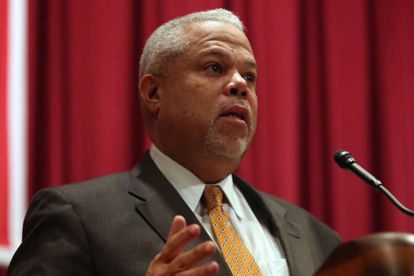 `Outraged' by officer promotions, State Sen. Anthony Hardy Williams urges Philly's top cop to rescind them