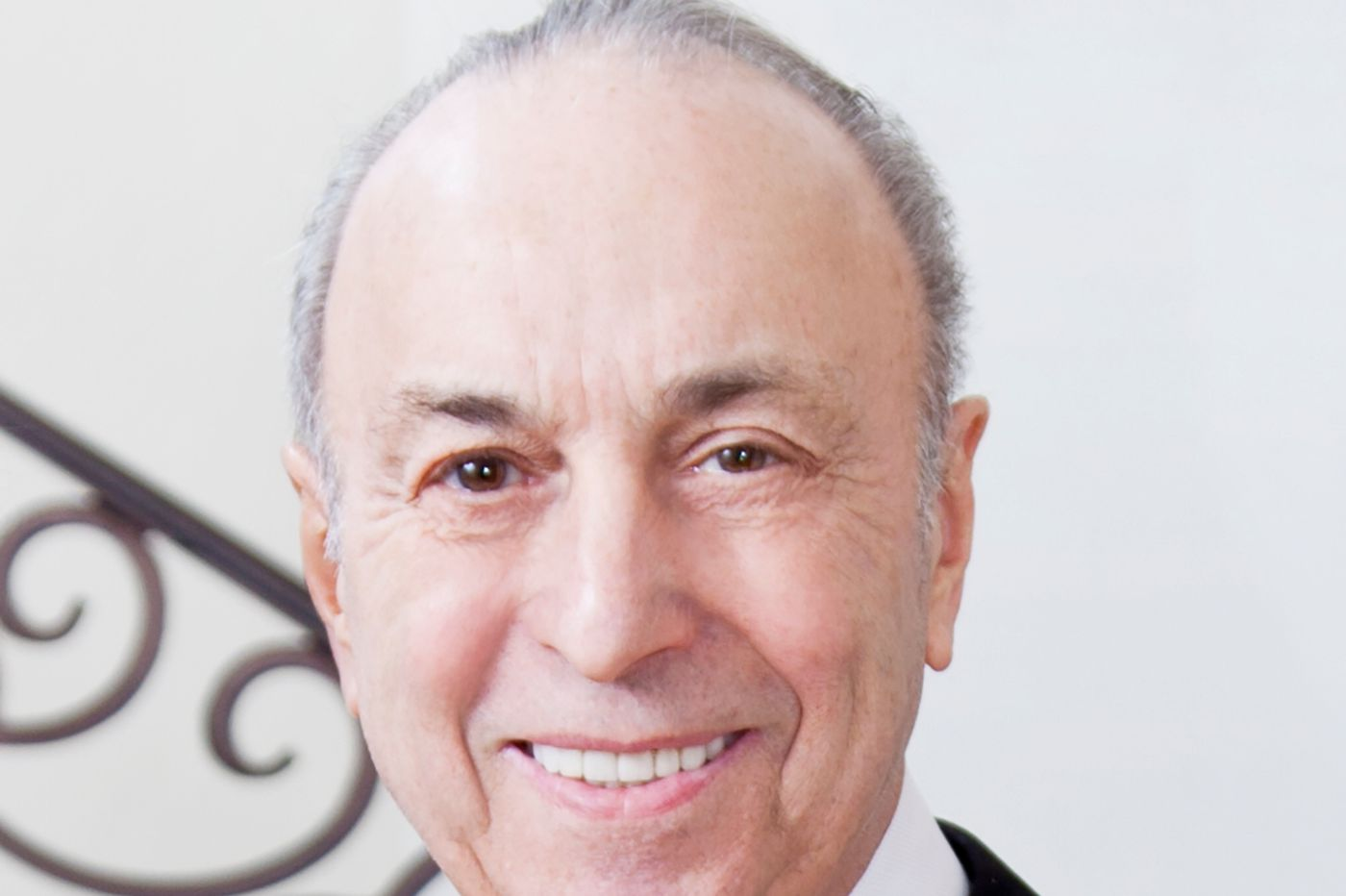 Bernard Spain, 86, a Philly-based retail entrepreneur who held the copyright for the smiley face