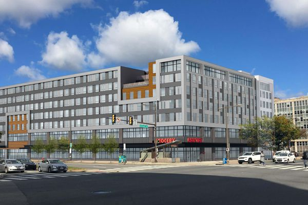Designs to be presented for three big residential projects near Broad and Spring Garden in Philly
