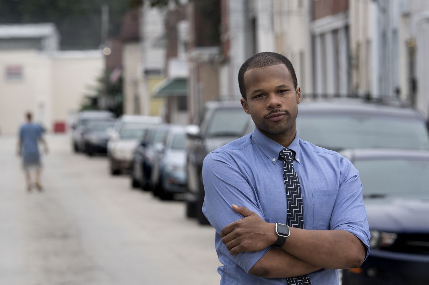 Bridgeport elected its first black mayor. Then the town divided.