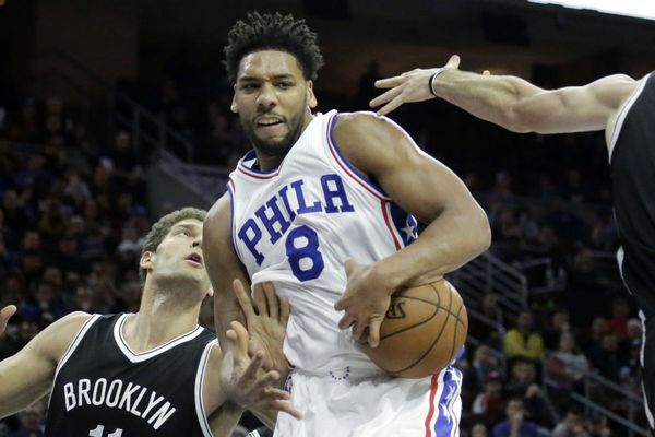 Cooney: For Sixers' bigs, maturity is also a process