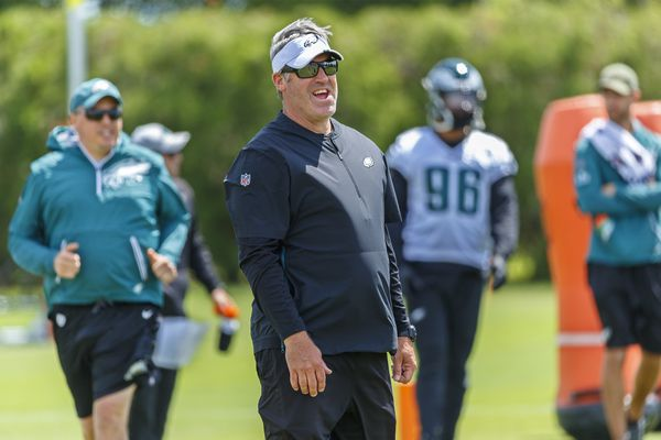 The first (unofficial) Eagles depth chart of 2019