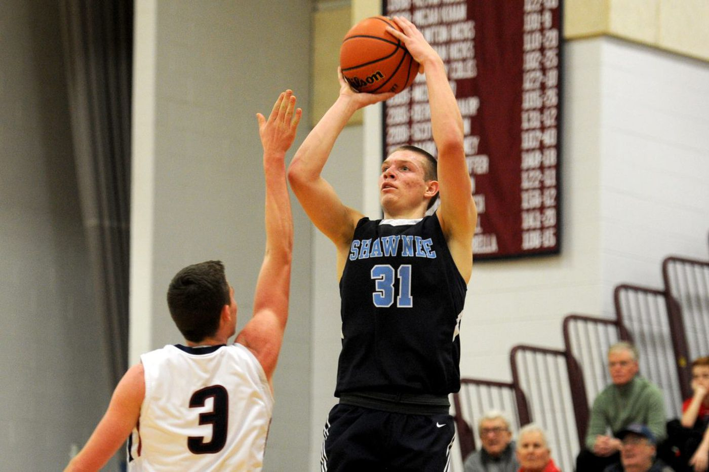 Tuesday's S.J. roundup: Dean Noll scores 29 and tops 1,000 career points in Shawnee's win over Winslow Township