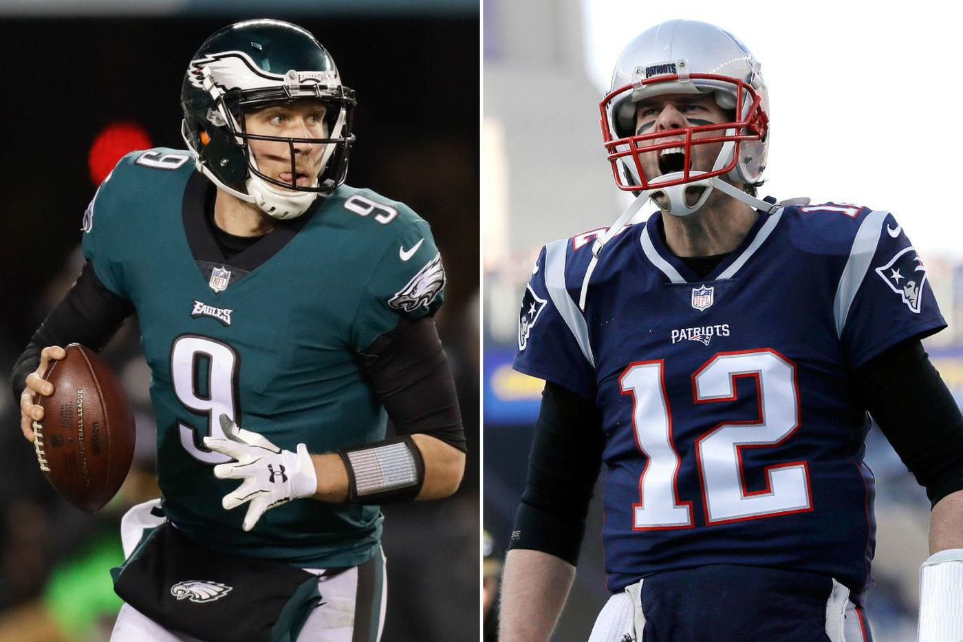 Is Tom Brady vs. Nick Foles the most lopsided quarterback matchup in Super Bowl history?