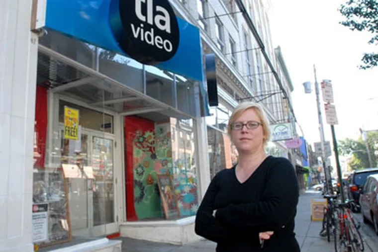 TLA Video at 1520 Locust St. will be closing its doors for good.