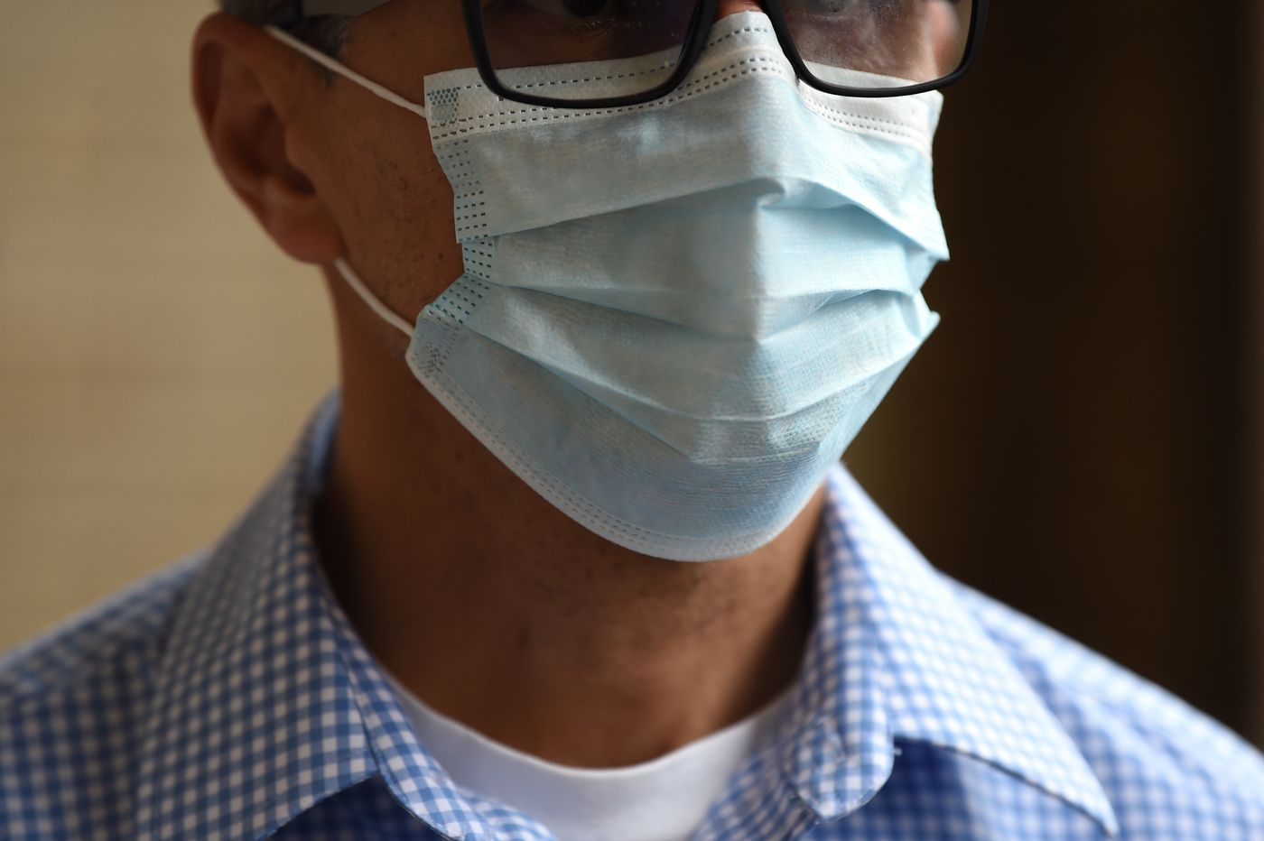 Surgical masks become fear-informed fashion | Elizabeth Wellington