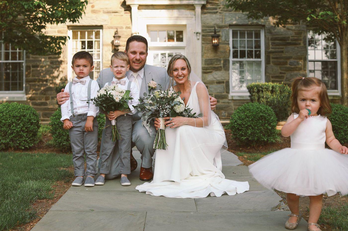 Philadelphia Weddings: Alex Miller and Nick Anshant