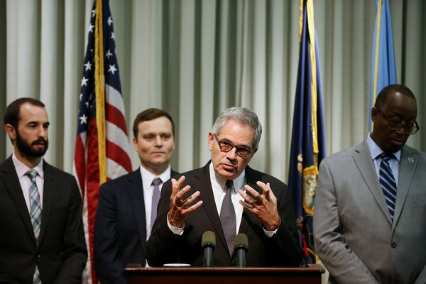 Philly DA Larry Krasner launches data website aimed at tracking his office's impact