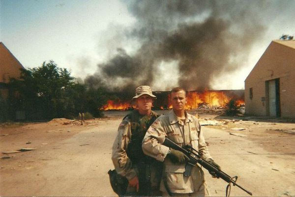 Iraq vet: I feel like the war was just yesterday | Perspective