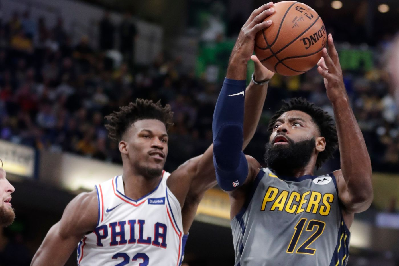 Sixers-Pacers observations: Solid chemistry, stellar bench play