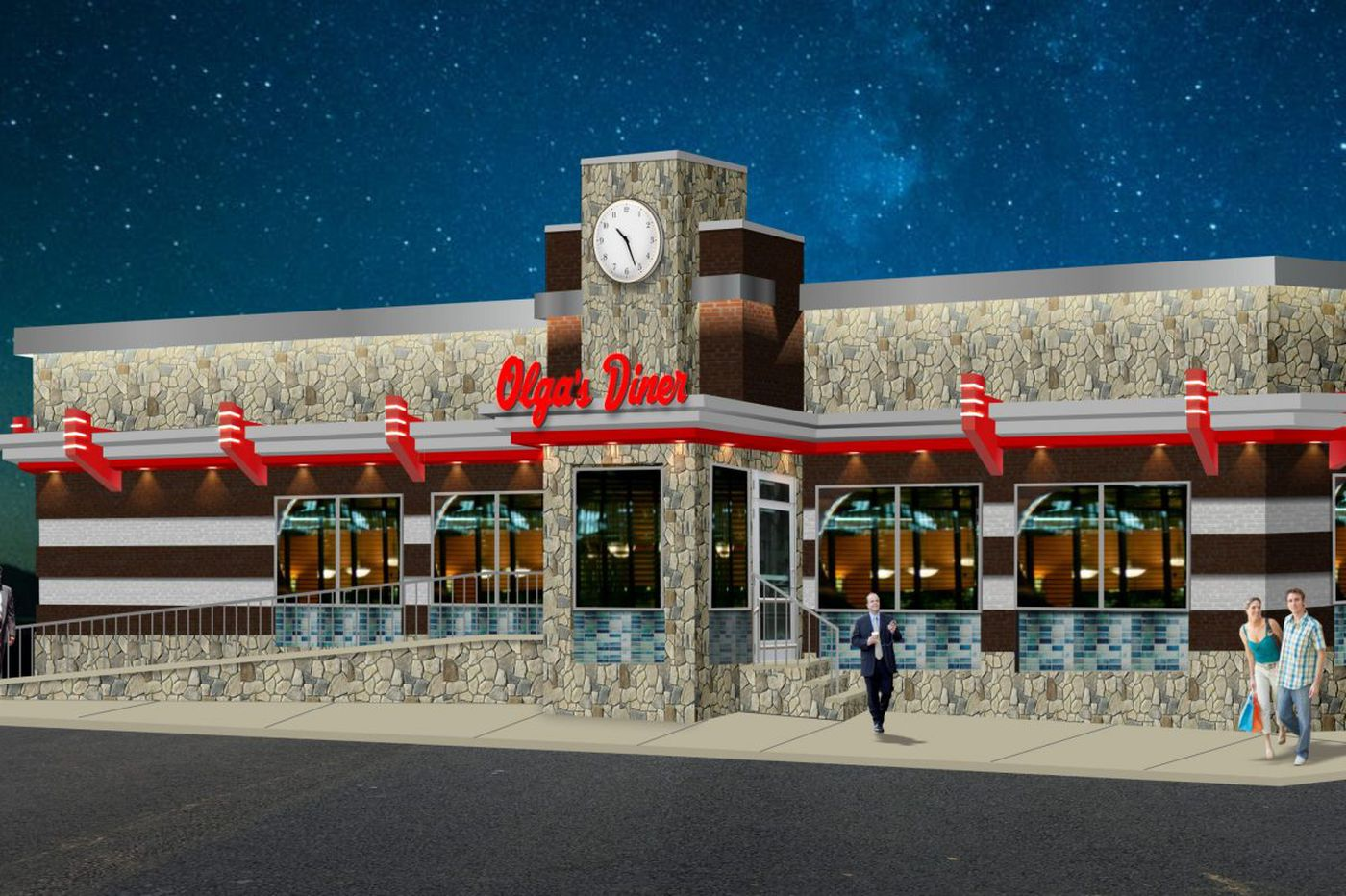 A new Olga's Diner is coming to Marlton. Will it have the same loyal customers?