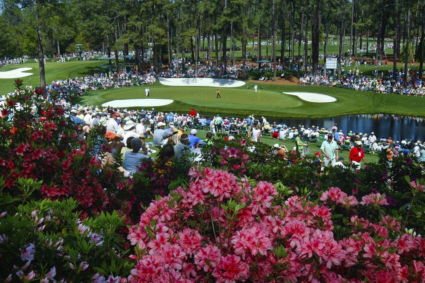 Masters tournament, golf's first major of 2020, postponed because of coronavirus