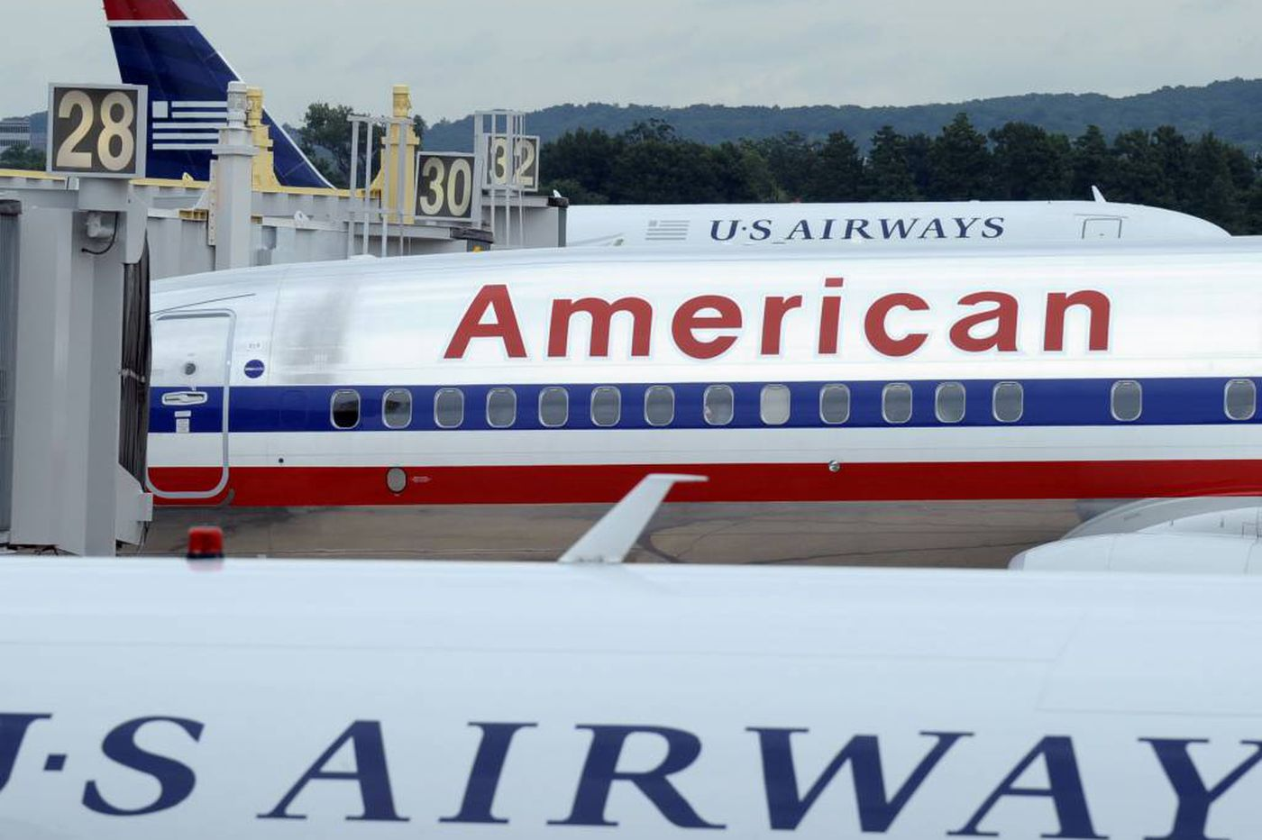 Philadelphia International could've become the 'ugly stepsister hub' after American-U.S. Air merger