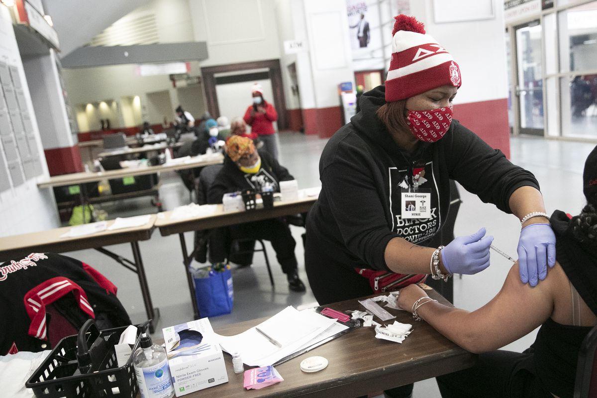 Black Doctors COVID-19 Consortium to tighten requirements around vaccine distribution - The Philadelphia Inquirer