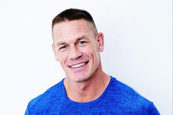 John Cena's newest gig? Children's book author