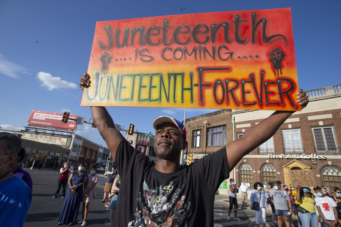 Make Juneteenth a federal holiday | Opinion