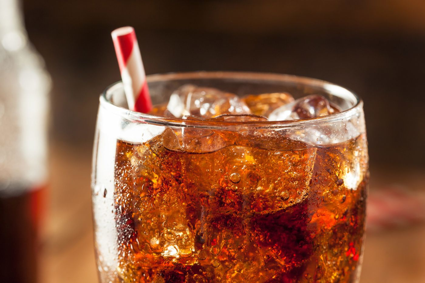 Listing added sugar content in soda could save $31 billion in health costs, study finds