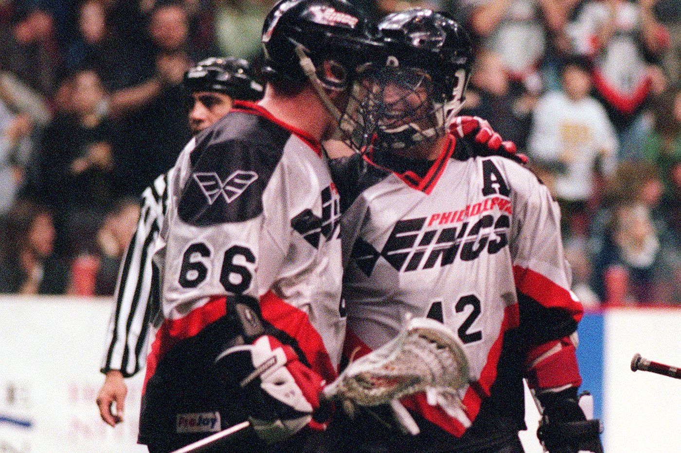 Wings honor former standout players Tom Marechek and Jake Bergey as lacrosse season opens