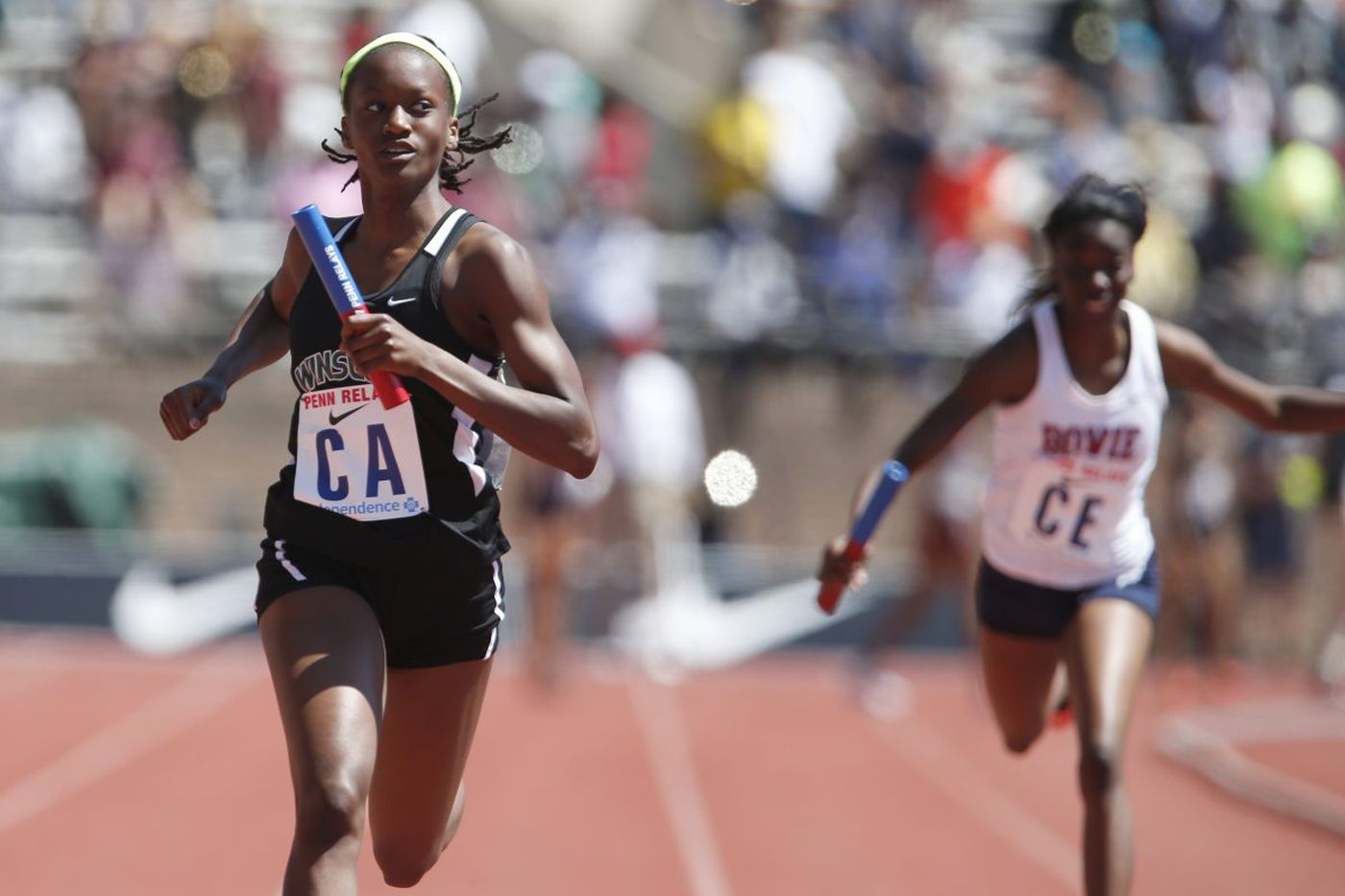 It's all in the (track) family for South Jersey star Shakira Dancy