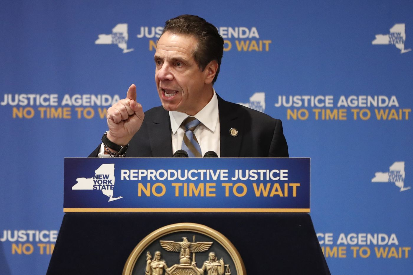 Andrew Cuomo rejects the fundamental values of his faith by signing New York abortion law | Christine Flowers