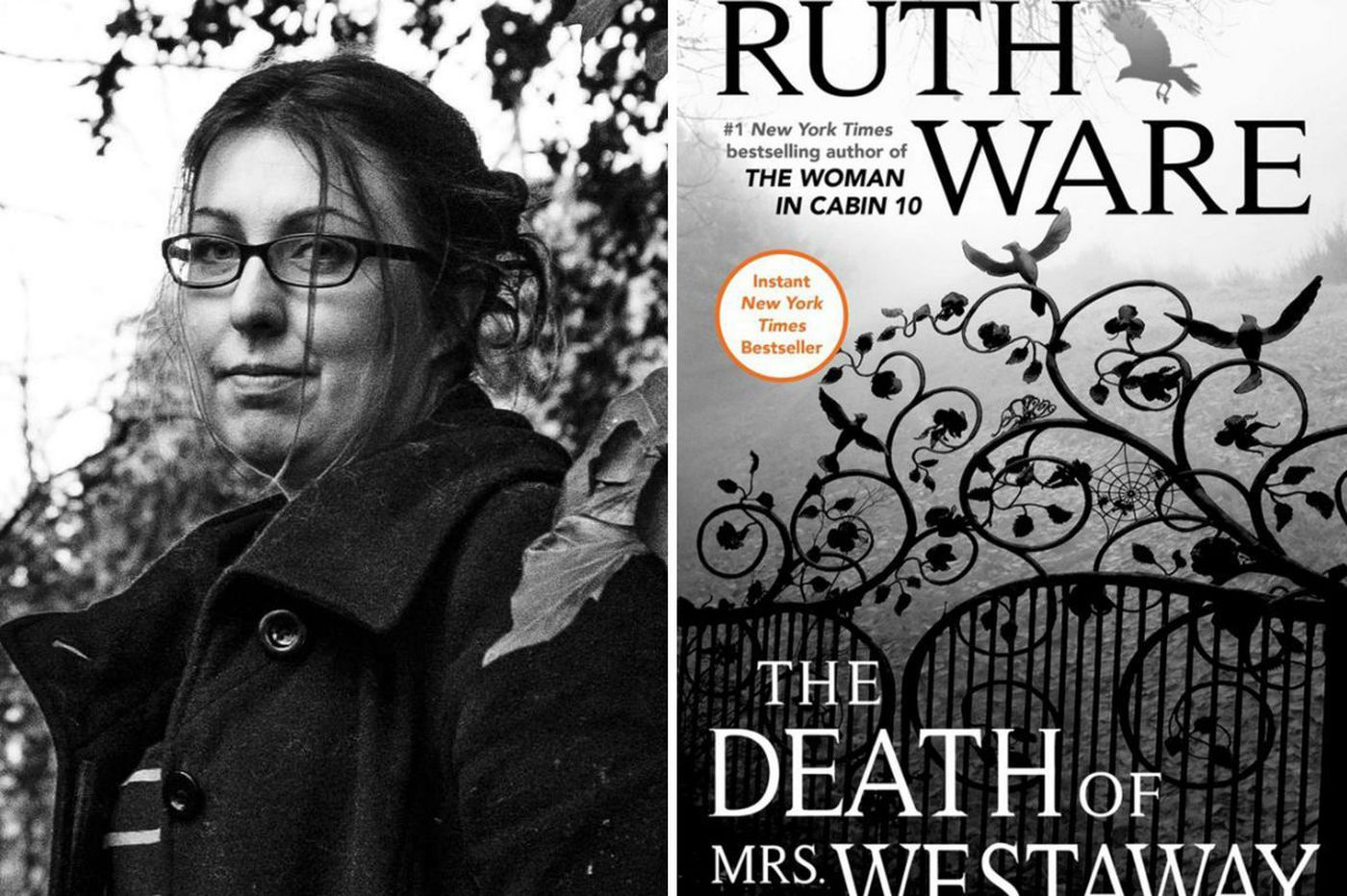 Ruth Ware's 'Death of Mrs. Westaway': A con game that holds all the cards