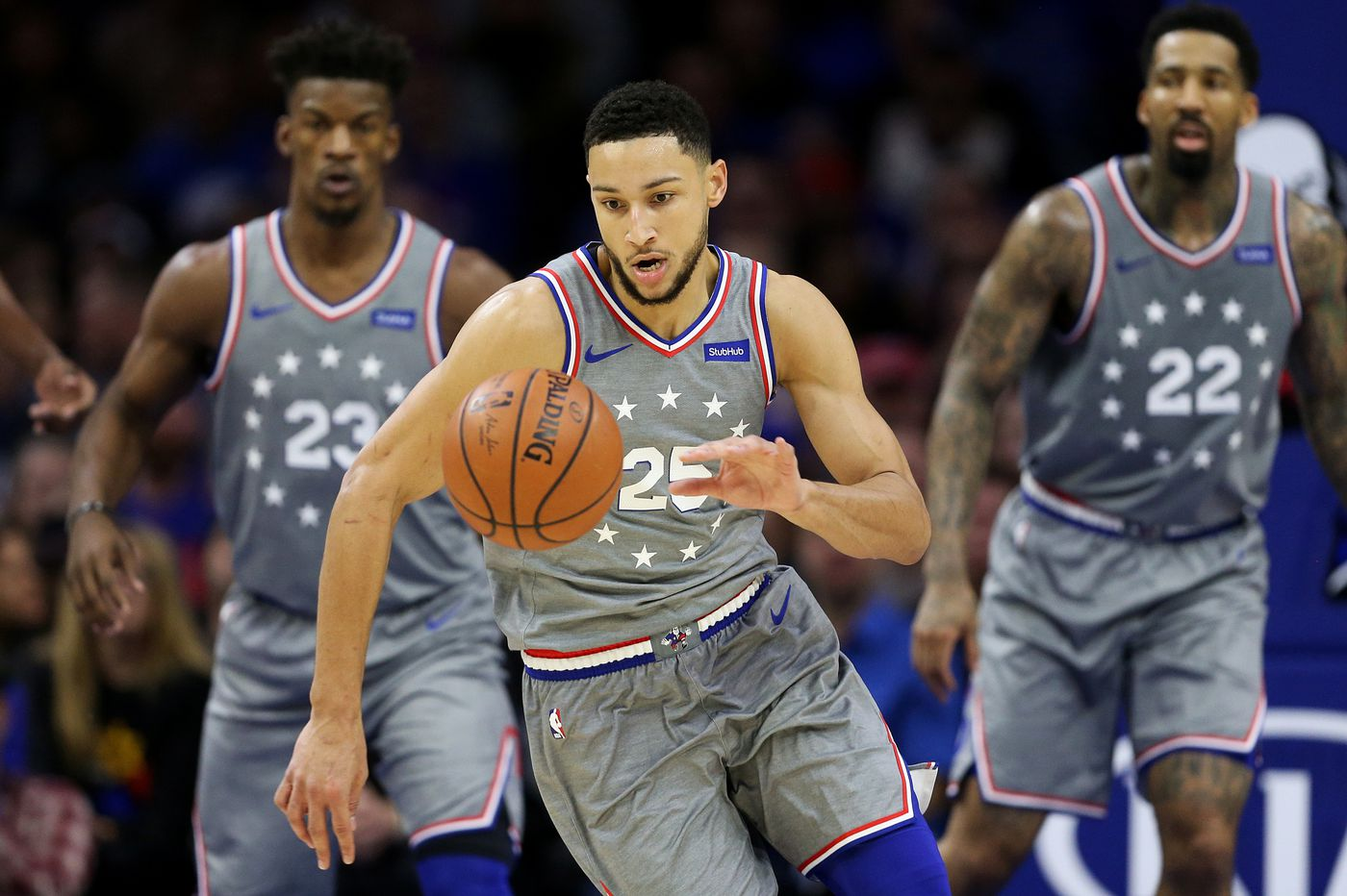 Sixers lose to league-worst Cleveland Cavaliers, snap home winning streak
