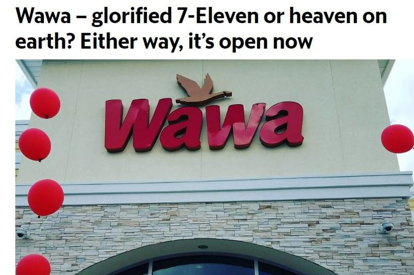 As Wawa expands, some Floridians - and one Philly woman - are dubious