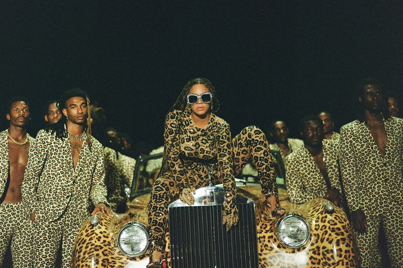 Beyoncé leads Grammy nominations with nine. John Legend and Christian McBride rep Philly.