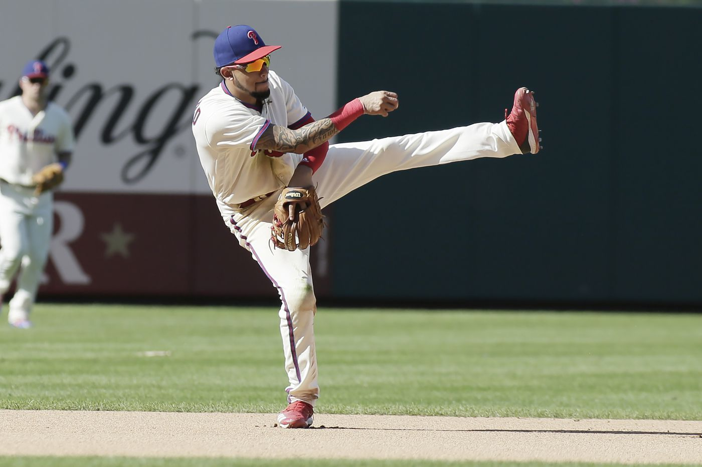 Phillies' Asdrubal Cabrera's injury should open time for shortstop J.P. Crawford
