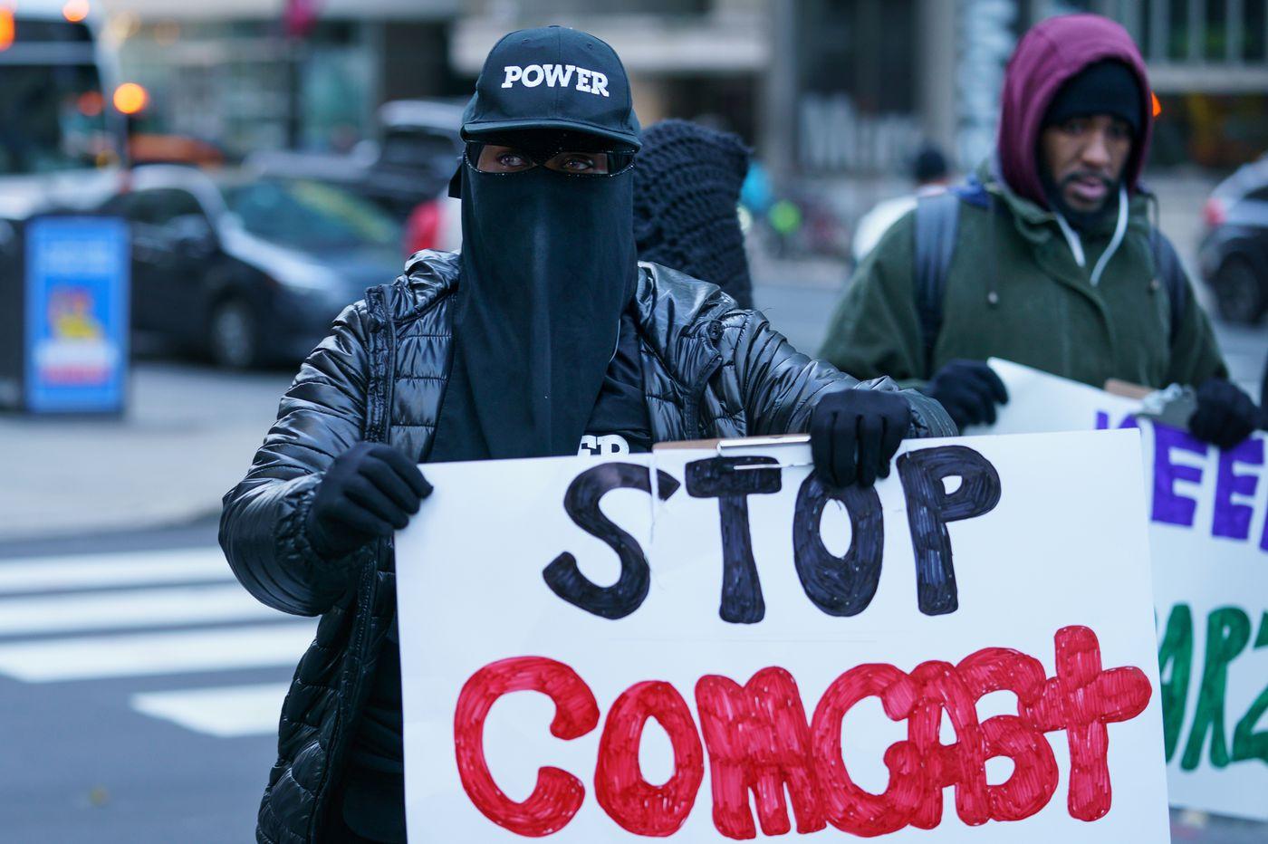 U.S. Supreme Court hears arguments in Comcast racial-discrimination case