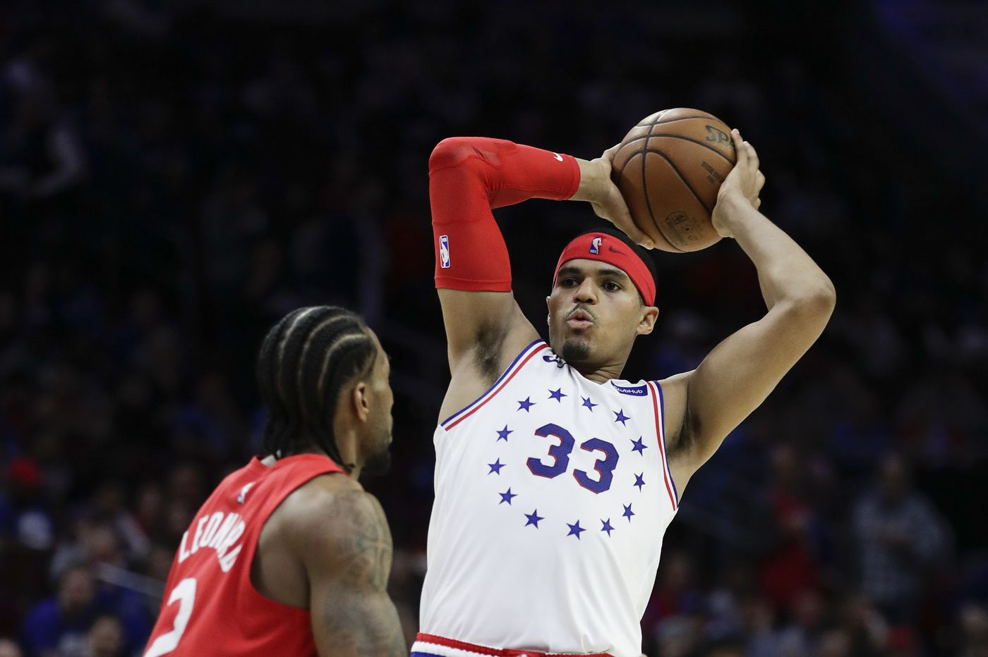 Tobias Harris represents the Sixers' real free-agent dilemma | Bob Ford