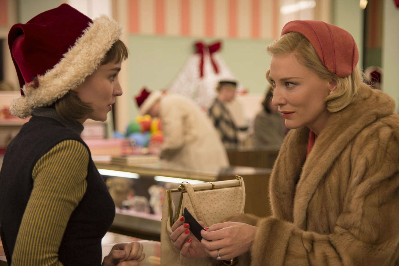 'Carol': Muted, reflective, extraordinary