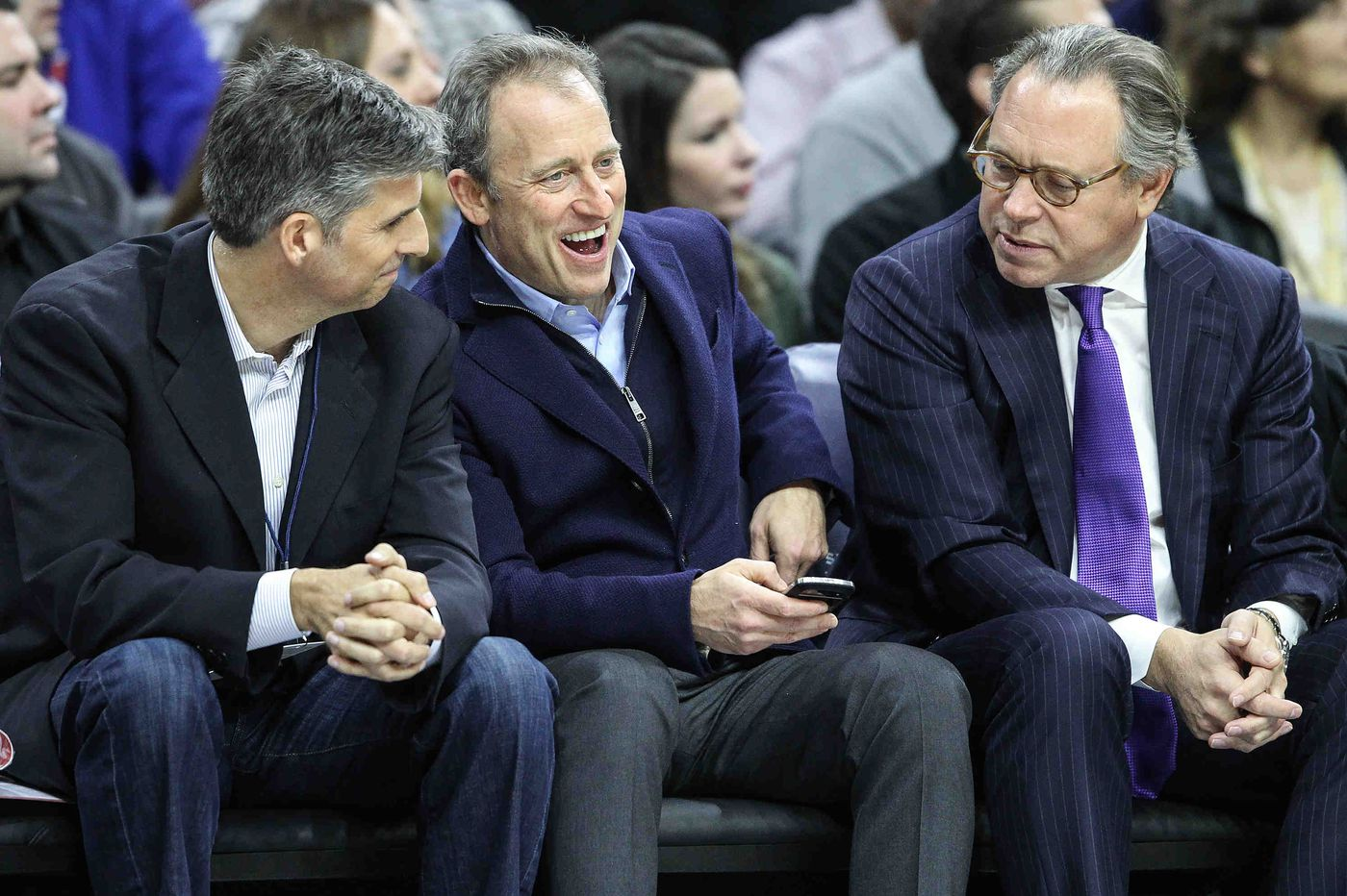 Why 76ers co-owner is pouring $10 million into Wharton School, and banking vet is giving $5M to Bryn Mawr