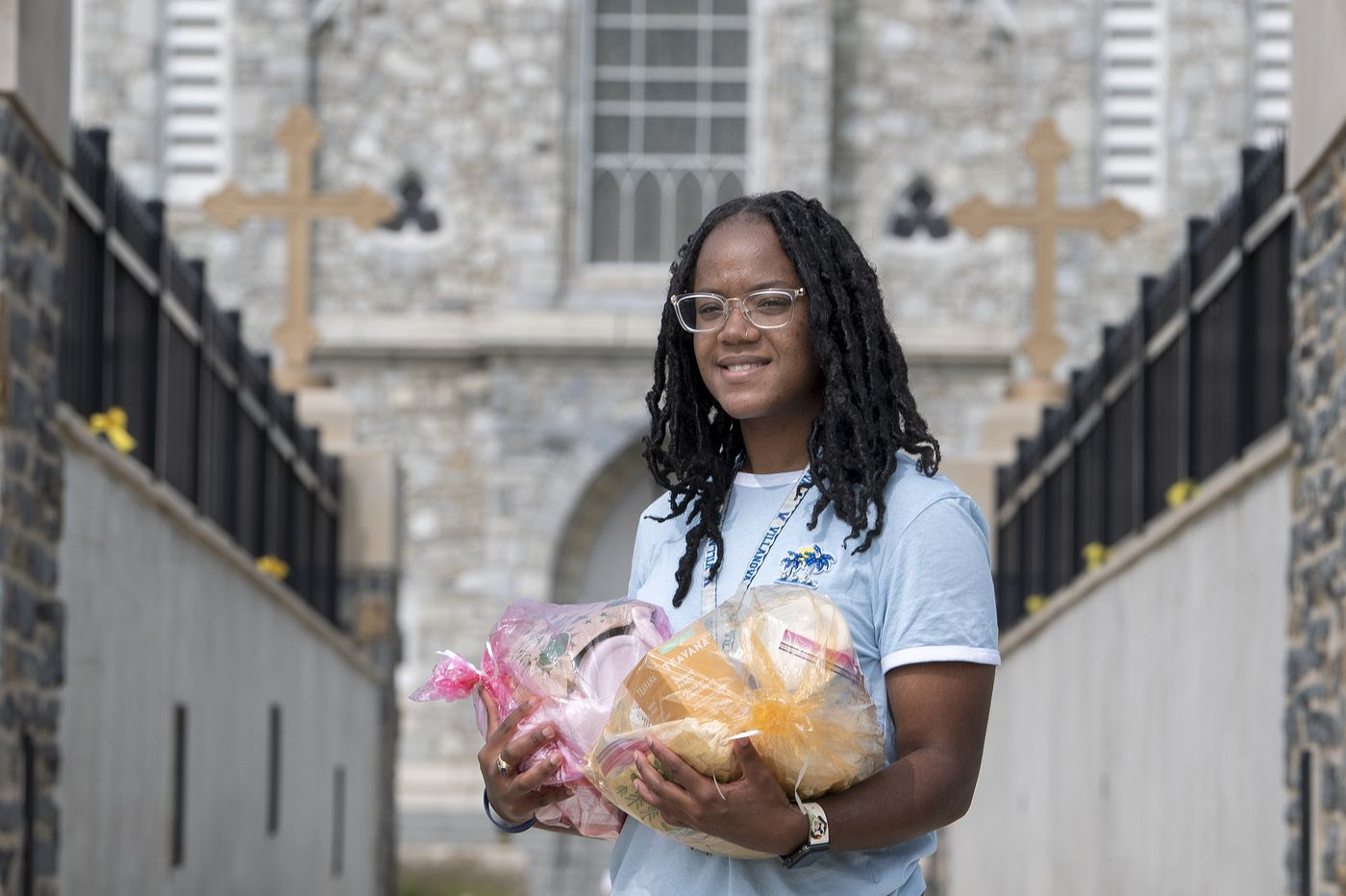 Villanova senior creates a 'prevention pantry' to keep students safe in the pandemic