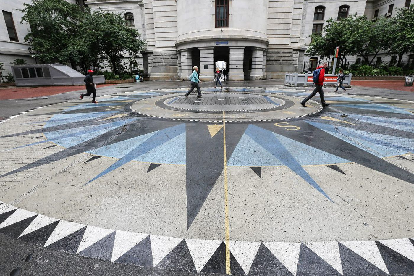 After Dilworth Park's success, what about City Hall courtyard?