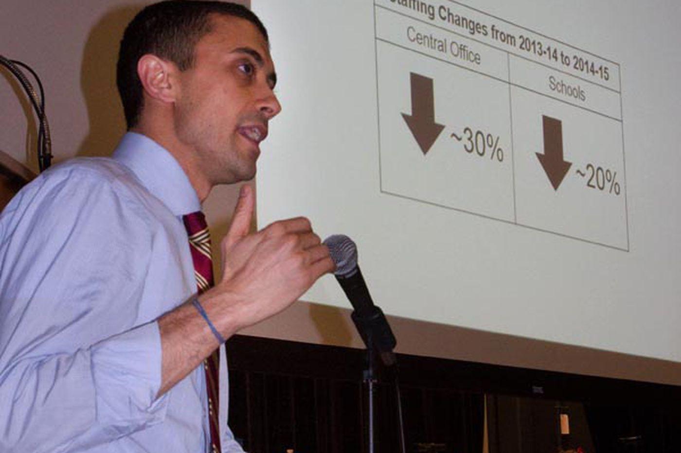 Camden City schools may lay off 400