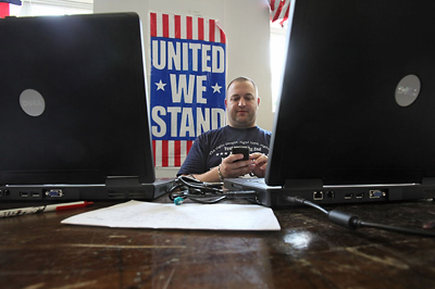Software offers real-time election-day data