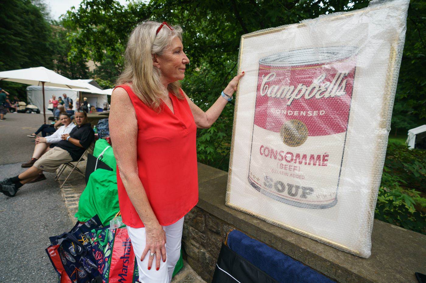 Locally filmed episodes of Antiques Roadshow begin with season premiere Monday night