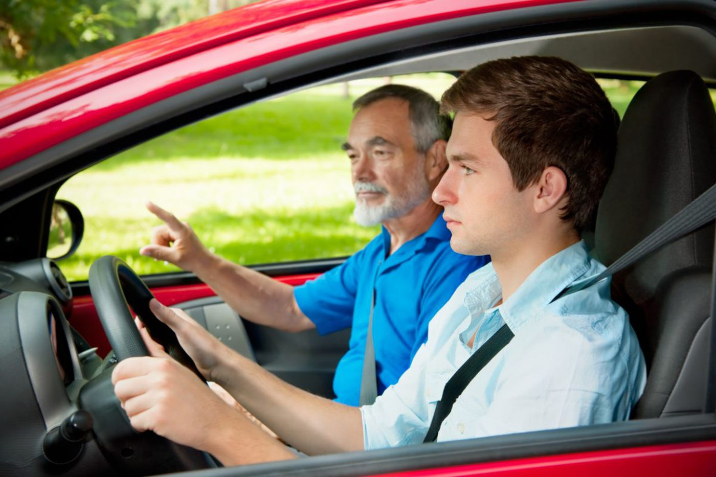 What parents should look for in a drivers-ed school