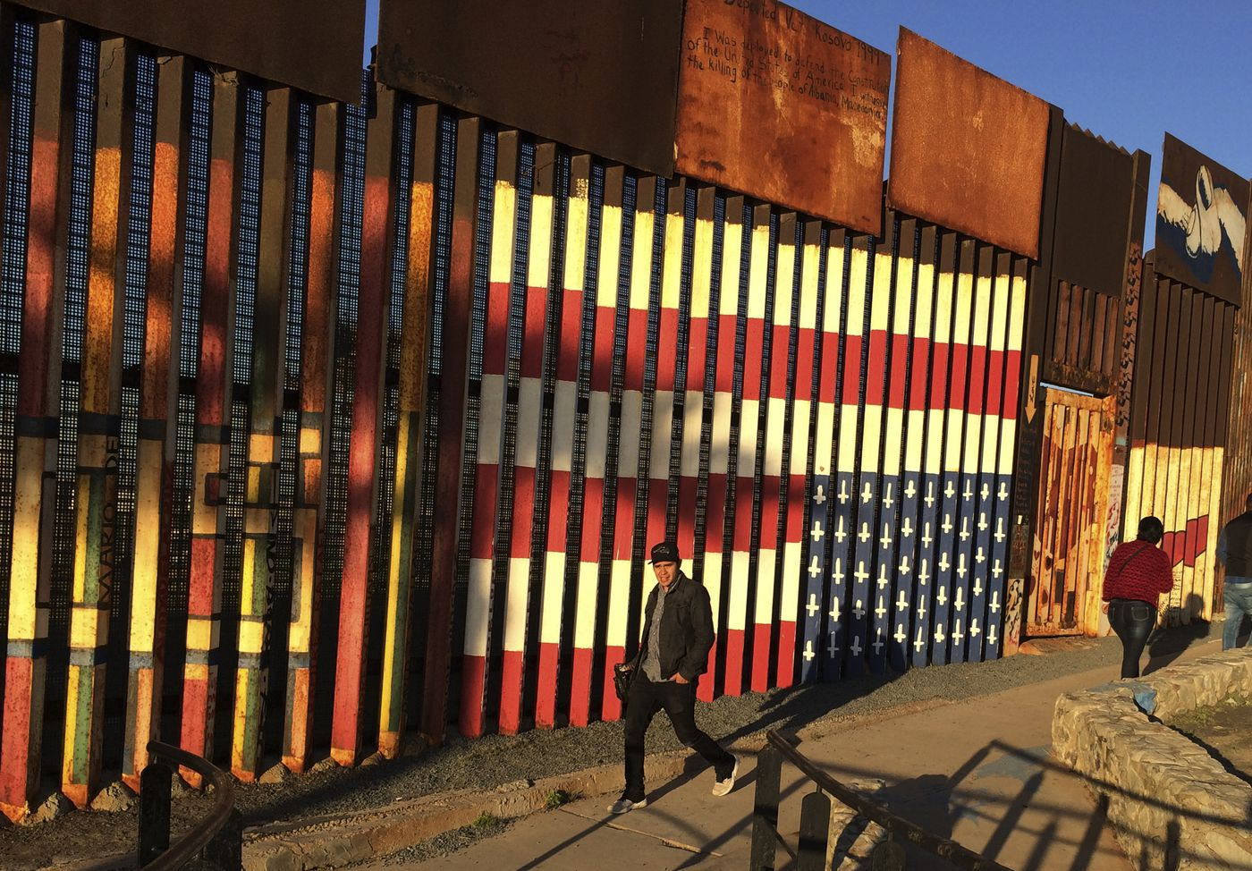 Construction of border walls exploding around the world, as