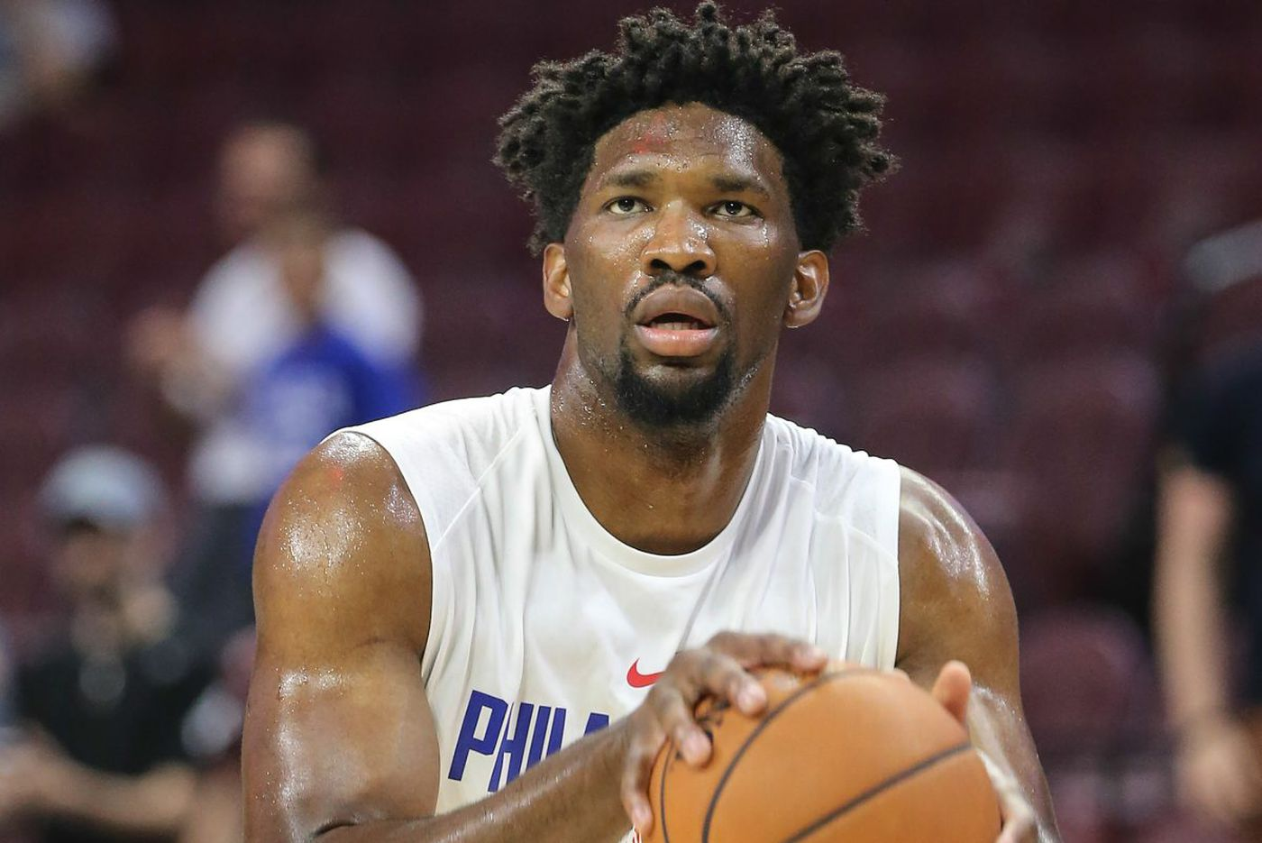 Joel Embiid and the great rewards of great risks   Bob Ford
