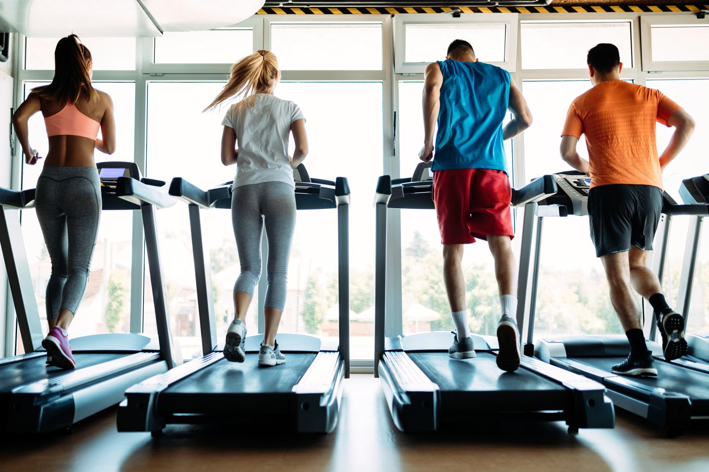 4 tips for safely using a treadmill