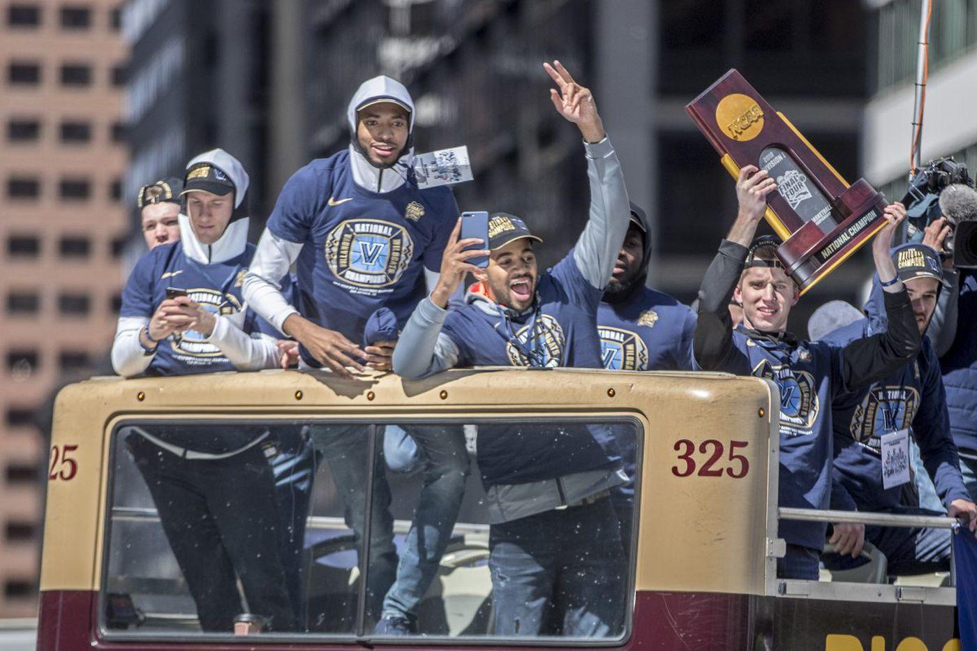 Villanova wins 2018 NCAA championship: Our special section