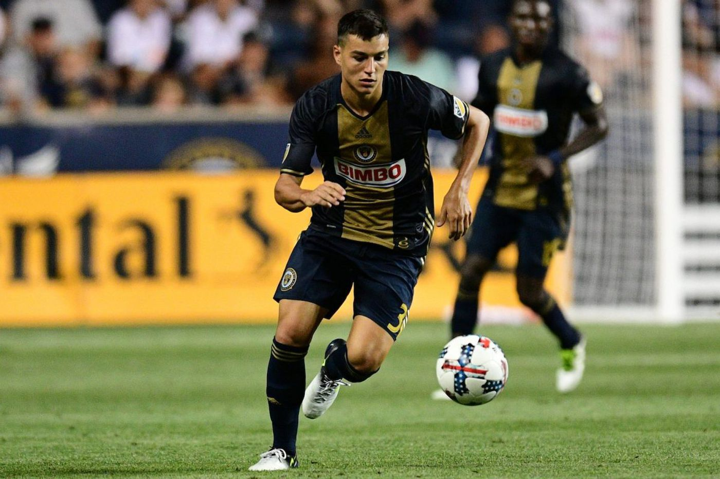 Union negotiating deal with Borek Dockal; Anthony Fontana is starting midfield playmaker as preseason ends