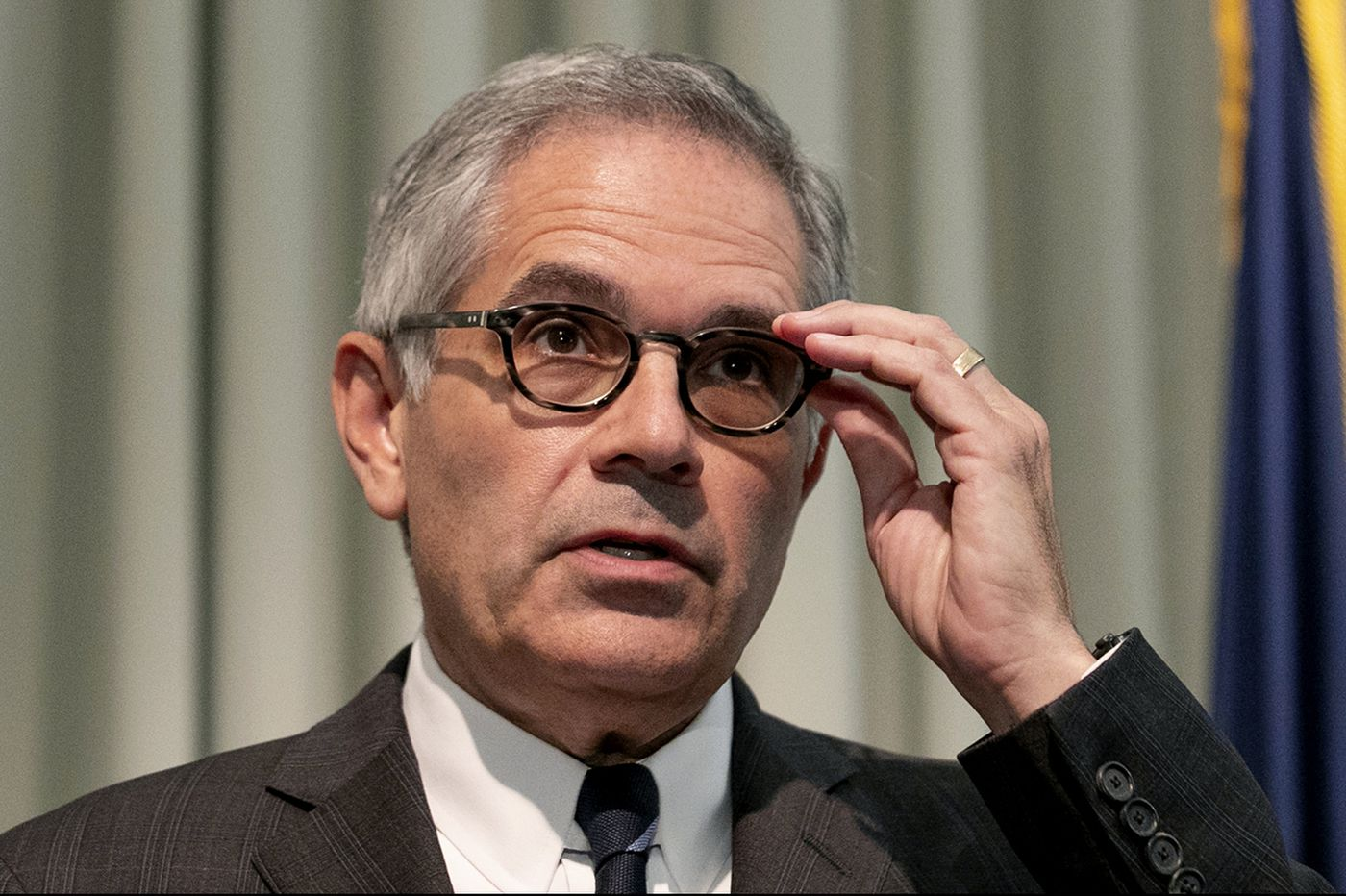 Inside Philly DA Larry Krasner's new plan to drop low-level drug charges in favor of addiction treatment