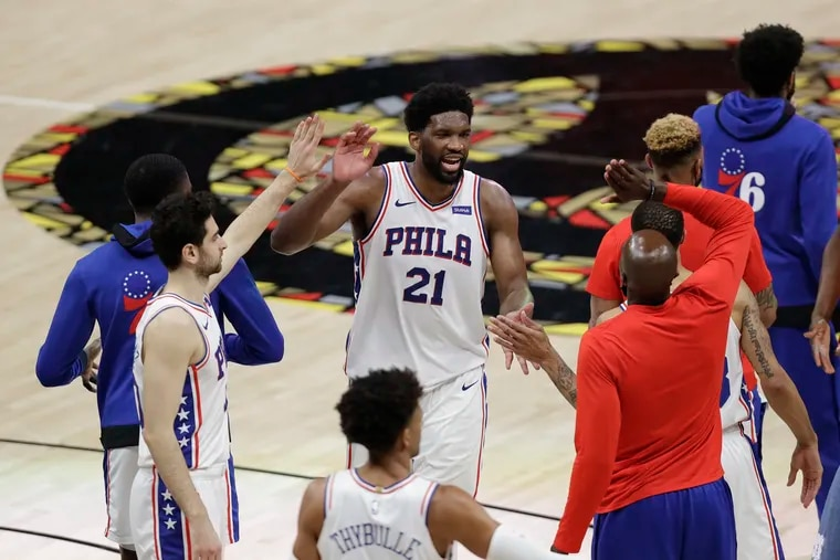 The Sixers will need to prove early in the regular season that they're still one of the top Eastern Conference teams.