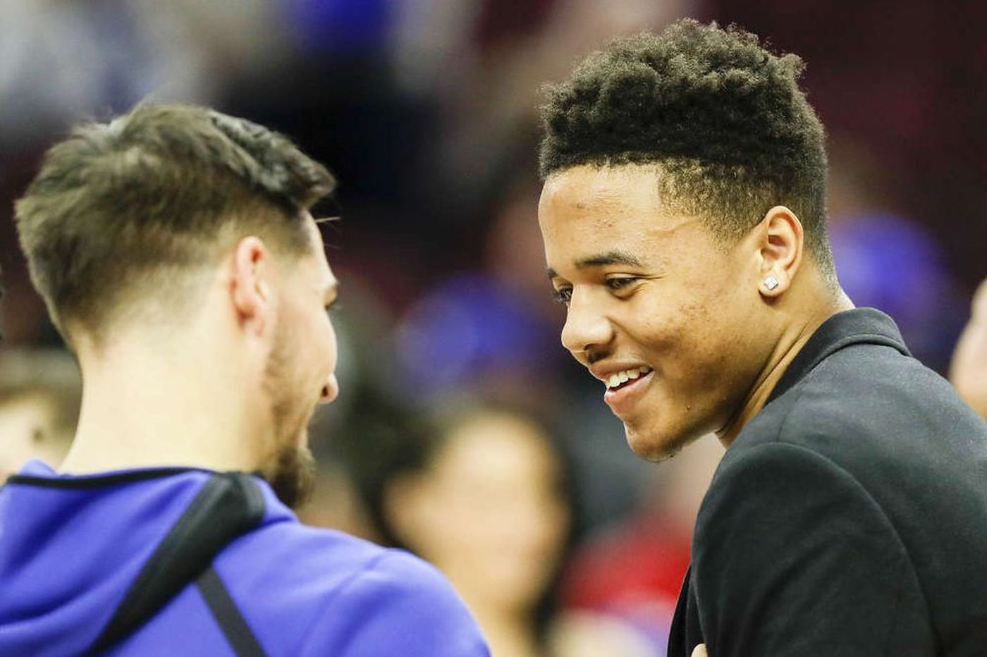 Sixers' Brett Brown: Markelle Fultz can 'still impact an NBA game without having to shoot'