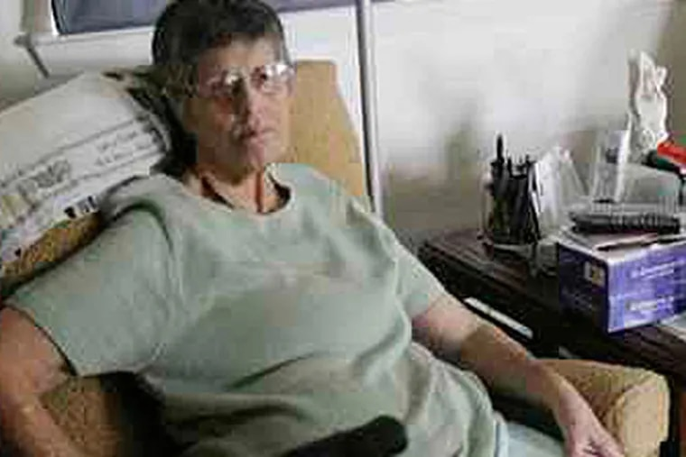 Shirley Shupp contacted her local Senior Medicare Patrol when she received thousands of dollars in medical equipment that she did not ask for. (PAT SULLIVAN/Associated Press)