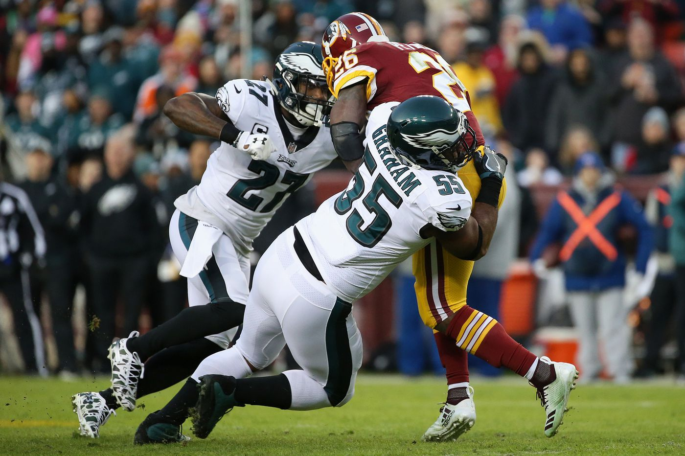 Redskins' Jay Gruden says early downs key for his offense against Eagles | Early Birds