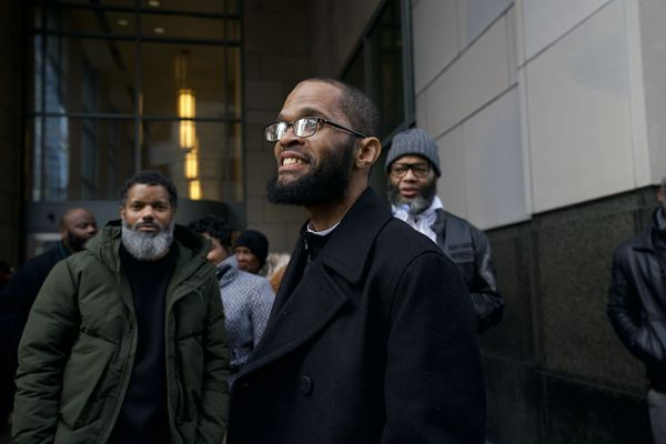 A 'perfect storm' of injustice: Philly man freed after 28 years as DA condemns 'decades' of misconduct